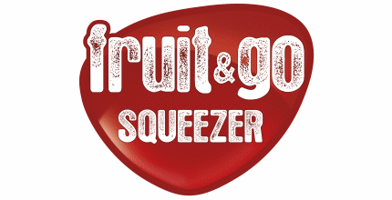 Logo Fruit & Go Squeezer