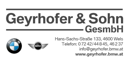 Logo BMW Geyrhofer
