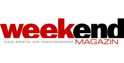 Logo Weekend Magazin